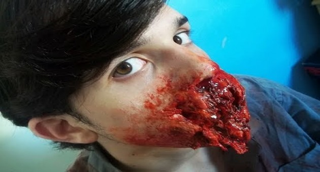 Curso De Maquiagem De Terror