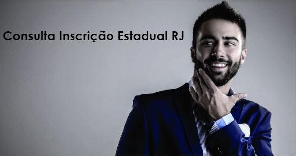 Consulta Inscrição Estadual RJ