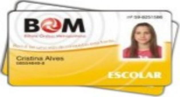 Cartão Bom Escolar 2011
