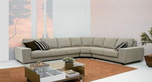 Sof s de canto casas bahia for Casas de sofas en valencia