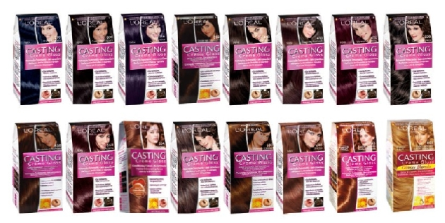 Casting Creme Gloss Cores, Preços - Casting Loreal