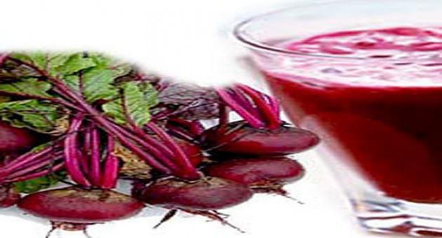 Suco de Beterraba, Benefícios para a Saúde
