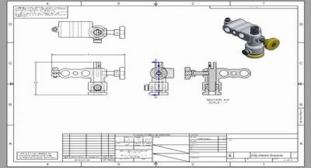 Curso de desenhista mecanico