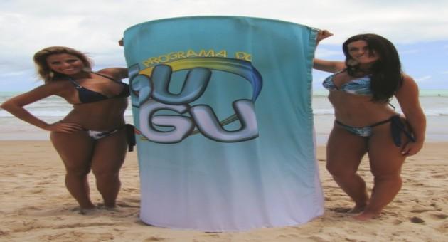 Super Praia da Moda, Programa do Gugu