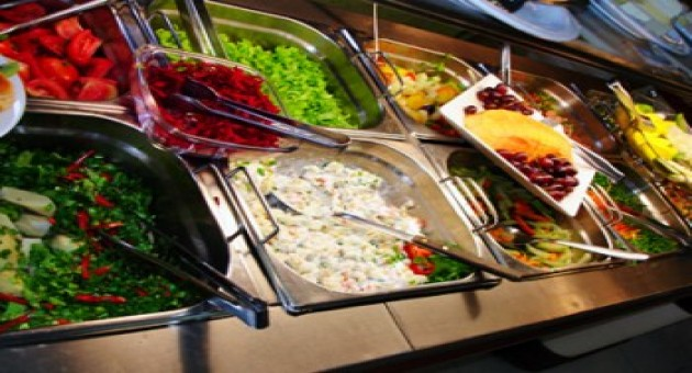 Restaurantes Self Service em SP