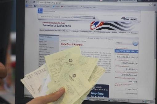 Nota fiscal paulista: consulta saldos, passo a passo