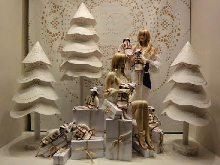 Vitrines de Natal 2016 Fotos e Dicas de Decoração 12