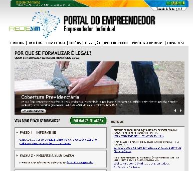 Portal do Empreendedor, www.portaldoempreendedor.gov.br 1