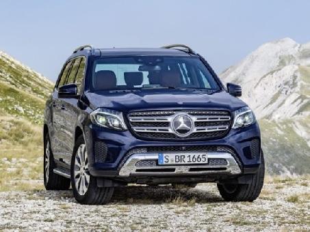 10 lançamentos da Mercedes em 2017
