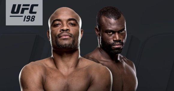 UFC 198 Curitiba: Ingressos à venda, Card