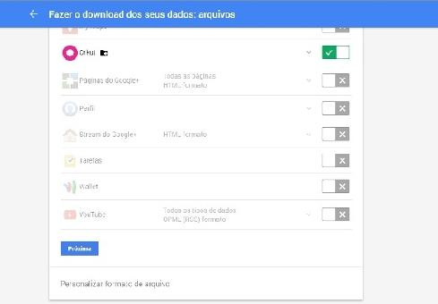 Como recuperar fotos do Orkut?