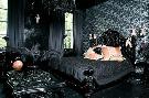Decoração gótica para quartos femininos 2017
