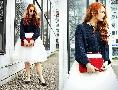 Sapatilhas e Saias de Tule: moda  2016