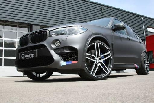 BMW X5 M 750 CV 2016