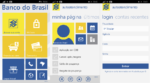 banco do brasil bb