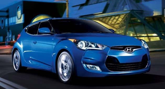 Hyundai Veloster Preço, Fotos