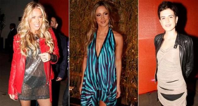 Confira as celebridades que marcaram presença no VMB 2011