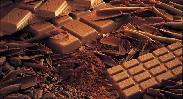 Tratamentos estéticos à base de chocolate