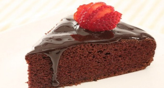 Receita de bolo light de chocolate