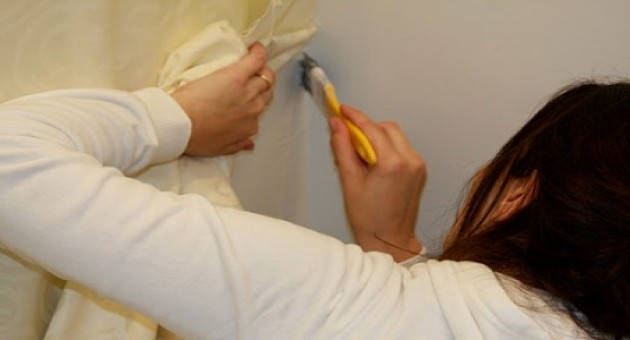 Tecidos para decorar paredes: como aplicar