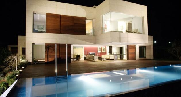 Plantas de casas de dois andares for Imagenes casas modernas