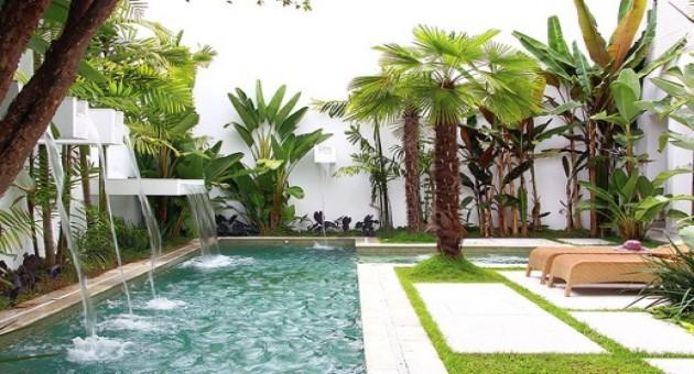 Jardim e piscina sugerimos como mobili rio para a piscina for Mobiliario piscina