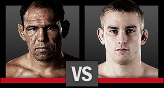 Programação UFC 2012 – Lutas principais