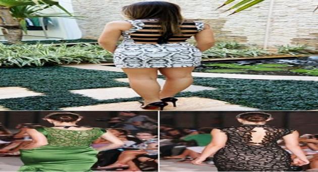 Como usar decote nas costas