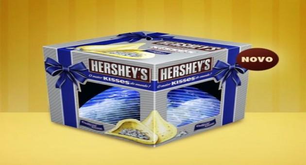 Ovos de Páscoa Hershey's 2012