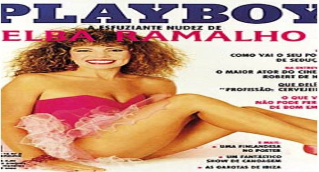 As Capas Mais Bizarras Da Playboy Fotos