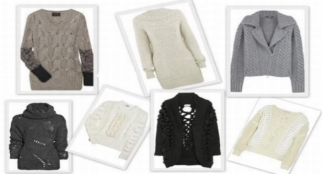 Roupas de tricô: peças, dicas para usar