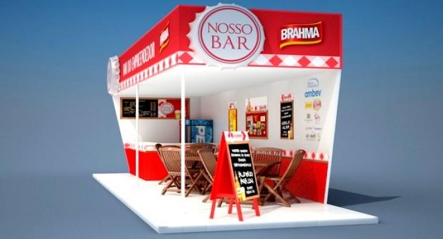 Franquia Ambev Nosso Bar
