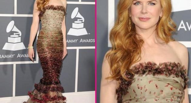 O estilo de Nicole Kidman