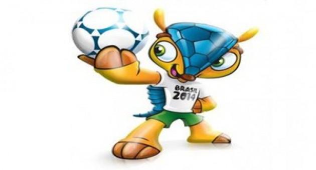 Tatu-bola será o mascote da Copa do Mundo de 2014