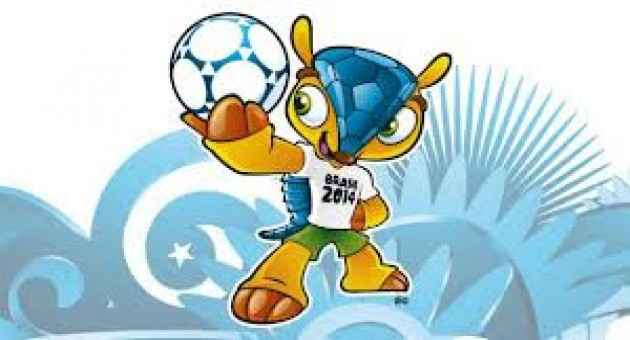 Escolhas do nome do mascote da copa 2014 – Tatu bola