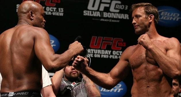 Anderson Silva e Stephan Bonnar: resultados do UFC Rio 3