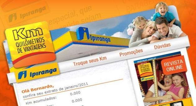 KM de Vantagens da Ipiranga, parceiros