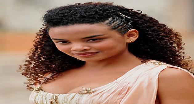 Penteados para cabelos afro 2013
