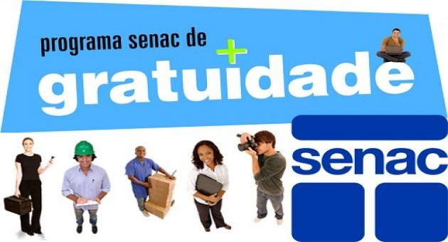 Cursos gratuitos Senac Colatina ES 2013