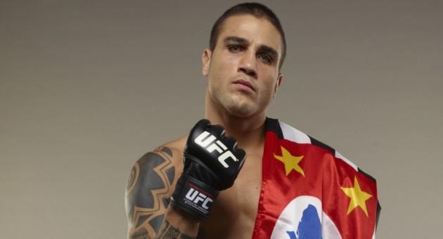 Lutadores brasileiros do UFC SP 2013