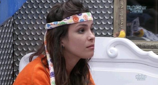 Kamilla deixa o BBB 13 com 68% dos votos