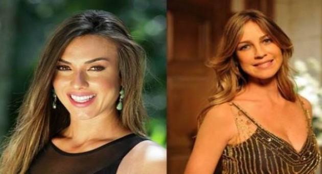 Briga entre Nicole Bahls e Luana Piovani