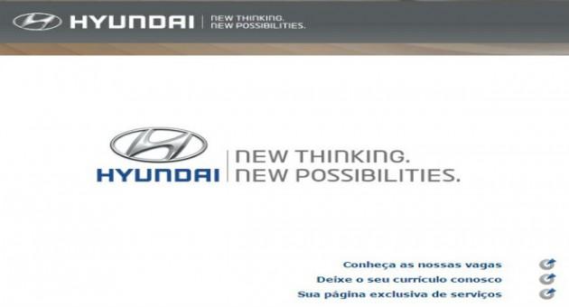 Trabalhe Conosco Hyundai Brasil