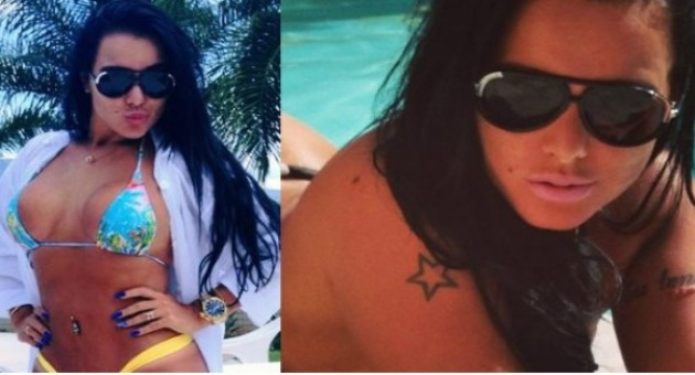 Kamyla Simioni: affair com marido de Scheila Carvalho