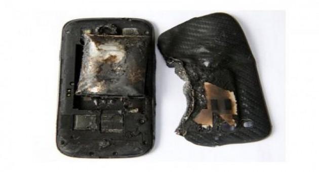 O que pode fazer um celular explodir?