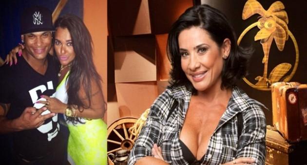 Scheila Carvalho descobre traição do marido Tony Salles