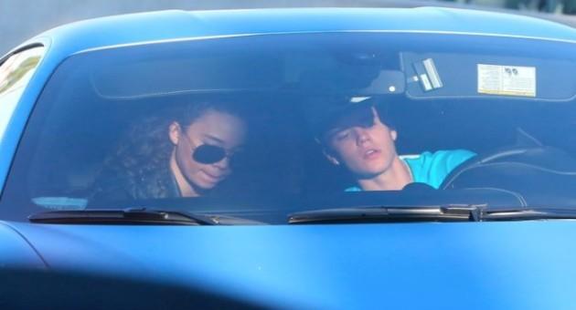 Ashley Moore, suposta namorada de Justin Bieber