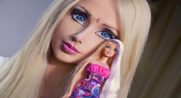 Barbies humanas: fotos, entenda