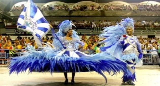As escolas de samba com mais títulos no carnaval carioca