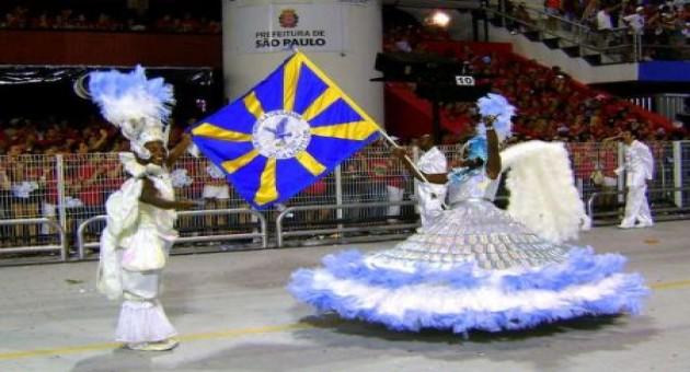 As escolas de samba com mais títulos no carnaval de São Paulo
